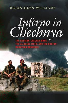 Inferno in Chechnya Cover