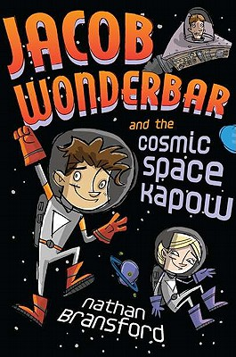 Jacob Wonderbar and the Cosmic Space Kapow Cover Image