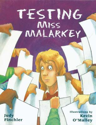 Testing Miss Malarkey Cover