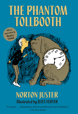 The Phantom Tollbooth Cover