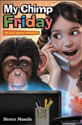 Cover for My Chimp Friday