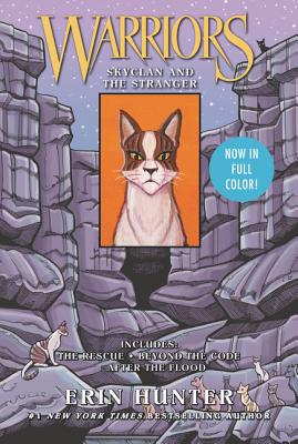 Warriors: SkyClan and the Stranger: 3 Full-Color Warriors Manga Books in 1! (Warriors Graphic Novel) Cover Image