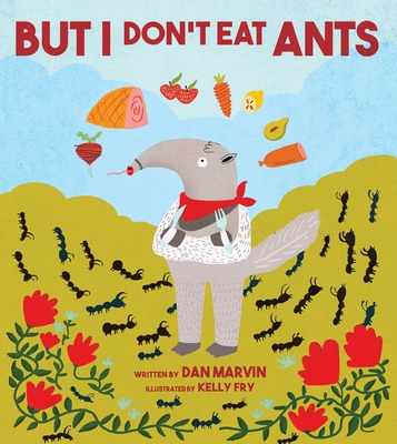 But I Don't Eat Ants Cover Image