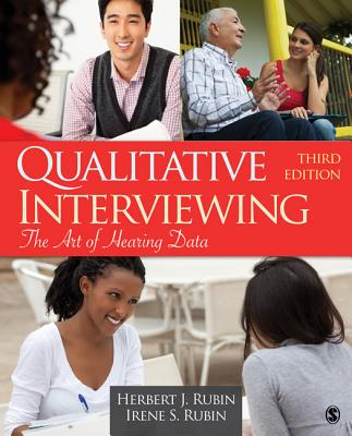 Qualitative Interviewing: The Art of Hearing Data Cover Image