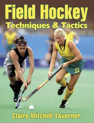 Field Hockey Techniques & Tactics Cover Image