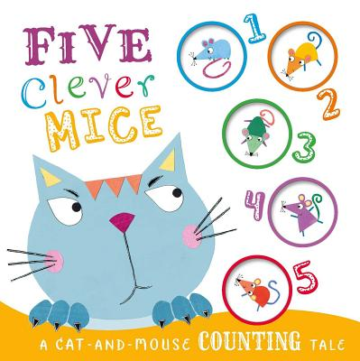 Cover for Five Clever Mice