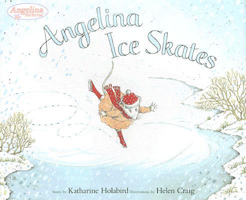 Angelina Ice Skates cover