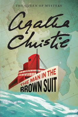 The Man in the Brown Suit Cover Image