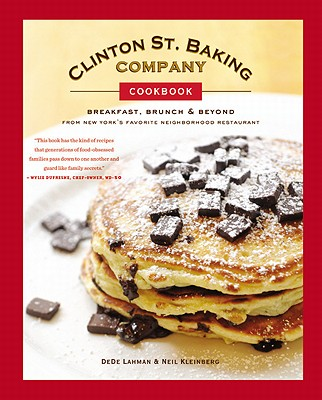 Clinton St. Baking Company Cookbook Cover
