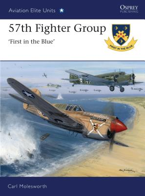 57th Fighter Group: First in the Blue Cover Image