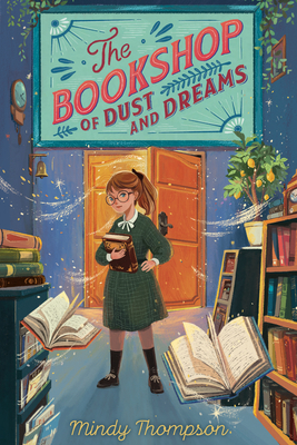 The Bookshop of Dust and Dreams Cover Image