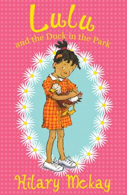 Lulu and the Duck in the Park Cover Image