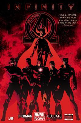 New Avengers Volume 2 Cover