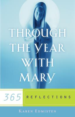 Through the Year with Mary Cover