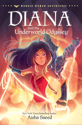Diana and the Underworld Odyssey Cover Image