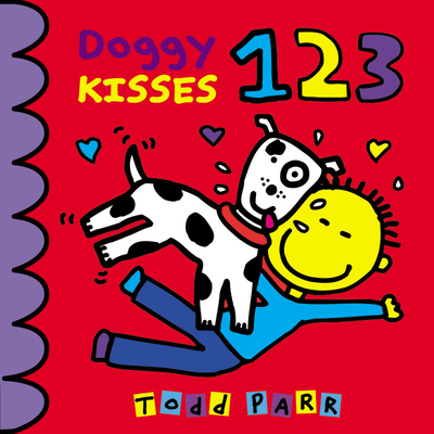 Doggy Kisses 123 Cover
