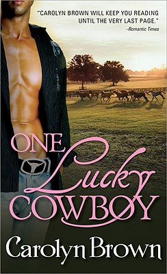 One Lucky Cowboy Cover