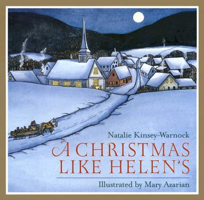 A Christmas Like Helen's Cover