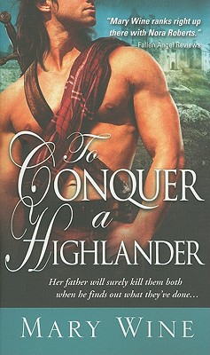 To Conquer a Highlander Cover