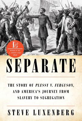 Separate: The Story of Plessy v. Ferguson, and America's Journey from Slavery to Segregation Cover Image