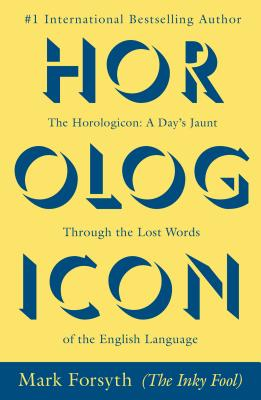 The Horologicon Cover