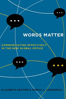 Cover for Words Matter