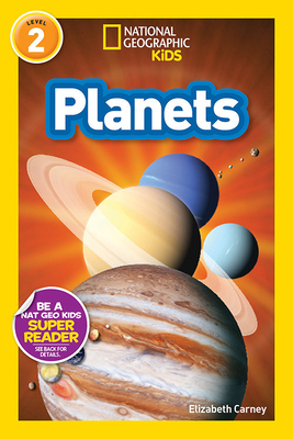 National Geographic Readers: Planets Cover Image