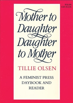 Mother to Daughter, Daughter to Mother Cover