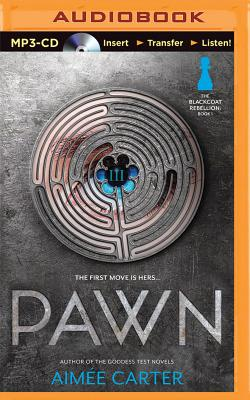 Pawn (Blackcoat Rebellion #1) Cover Image