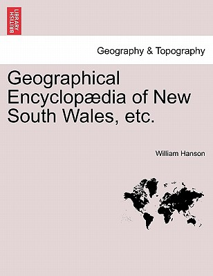 Geographical Encyclopædia of New South Wales, etc. Cover Image
