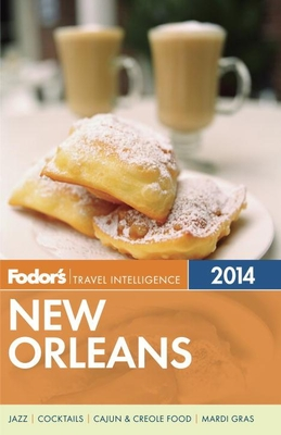 Fodor's New Orleans Cover