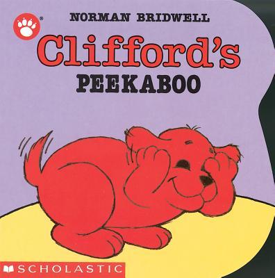 Clifford's Peekaboo Cover Image