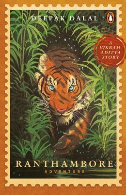 Vikram–Aditya Story: Ranthambore Adventure Cover Image