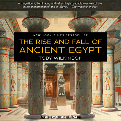 The Rise and Fall of Ancient Egypt Cover Image