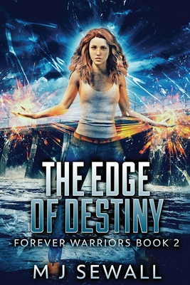 The Edge Of Destiny: Large Print Edition Cover Image
