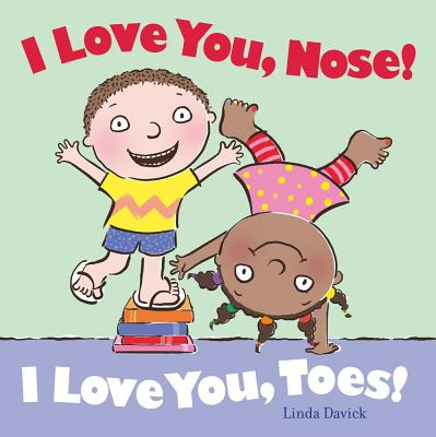 I Love You, Nose! I Love You, Toes! Cover