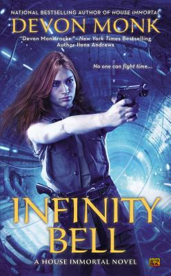 Infinity Bell (A House Immortal Novel #2) Cover Image