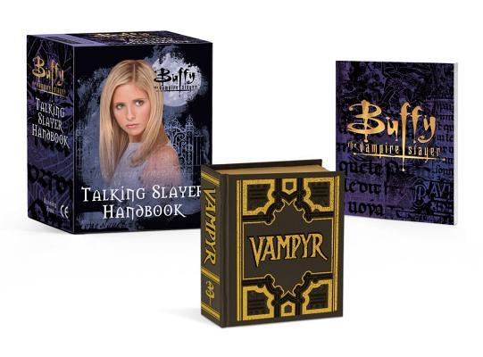 Buffy the Vampire Slayer: Talking Slayer Handbook (RP Minis) Cover Image