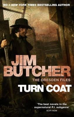 Turn Coat: A Novel of the Dresden Files Cover Image