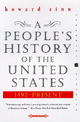 A People's History of the United States: 1492-Present Cover Image