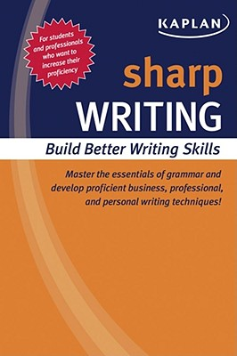 Sharp Writing: Building Better Writing Skills Cover Image