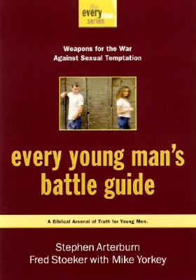 Every Young Man's Battle Guide Cover