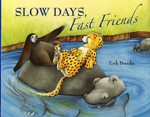 Slow Days, Fast Friends Cover