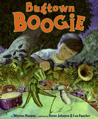 Bugtown Boogie Cover