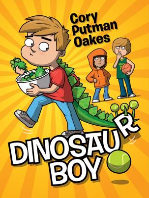 Dinosaur Boy Cover