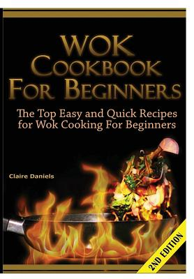 Wok Cookbook for Beginners Cover Image
