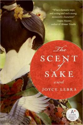 The Scent of Sake Cover