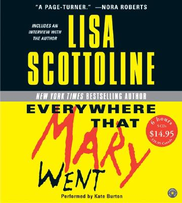 Everywhere That Mary Went CD Low Price (Rosato & Associates Series #1) Cover Image