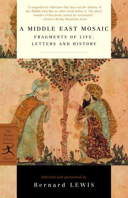 A Middle East Mosaic Cover