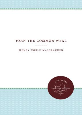 John the Common Weal Cover Image